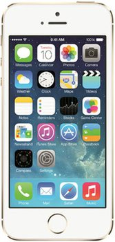 Apple iPhone 5s 64GB, Gold