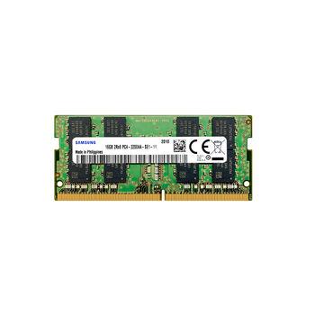 16GB SODIMM DDR4 Samsung M471A2K43DB1-CWE PC4-25600 3200MHz CL22, 1.2V