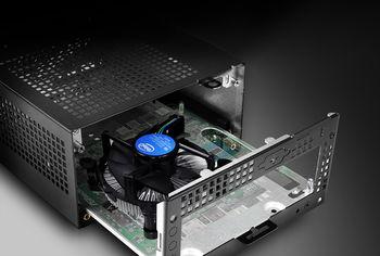 купить Mini PC ASRock DESKMINI 310/B/BB, Intel Socket 1151-v2 (9th/8th Gen), Black в Кишинёве