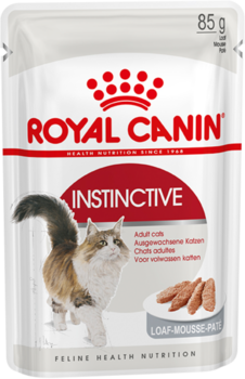 купить Royal Canin INSTINCTIVE (В ПАШТЕТЕ) 85 gr в Кишинёве