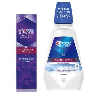 cumpără Crest 3D White Glamorous White - Mouthwash 1 Liter în Chișinău
