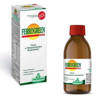 cumpără Ferrogreen Plus sirop 170ml în Chișinău