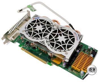 Titan Cooler TTC-CSC88TZ/RHS(DIY) Twin Turbo VGA Cooler, 70x70x10mmx2, 2000rpm, 26.2dBa, 31CFM