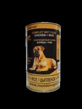 купить Nutritdog Premium курица + рис в Кишинёве