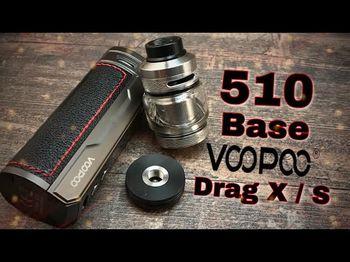 купить Адаптер Voopoo Drag S/X 510 в Кишинёве