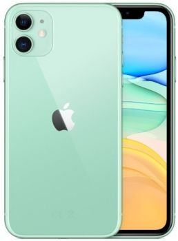 купить Apple iPhone 11 128GB, Green в Кишинёве