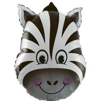 cumpără Folie Figurina Cap Zebra în Chișinău