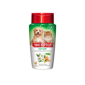 купить Чистотел мягкий шампунь для котят и щенков в Кишинёве