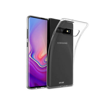 купить Чехол ТПУ Samsung Galaxy S10 Plus G975, Transparent в Кишинёве