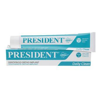 купить Pasta de dinti President Ortho Implant (pt braketuri,implante) 75ml в Кишинёве