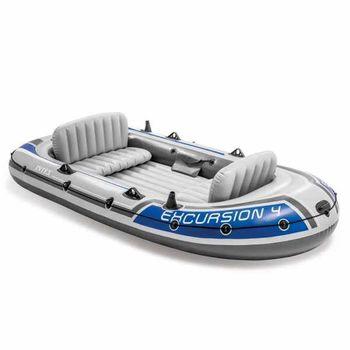 купить Надувная лодка Intex Excursion 4, 315Х165Х43 в Кишинёве