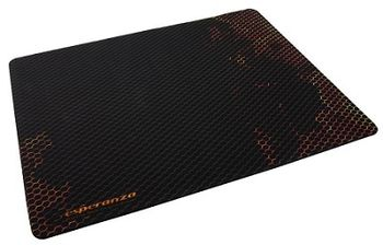 Esperanza Mouse pad  EA146R FLAME, Gaming mouse pad, 440x354x4mm, Rubber bottom