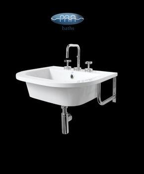 "Раковина VARIO - марки P.A.A. ""фабрика ванн"""