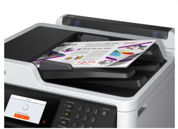 купить Epson WorkForce Pro WF-C5790 DWF, Printer/Scanner/Copier/Fax, A4, Printer resolution: 4800x1200 DPI, Scaner resolution: 1200x2400 DPI, Ethernetm USB 2.0 в Кишинёве