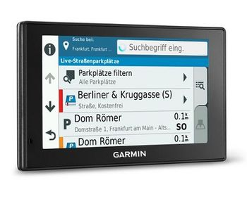"GARMIN DriveSmart 51 LMT-S, Licence map Europe+Moldova, 5.0"" LCD (480*272), MicroSD, Bluetooth, WiFi, Hands-free calling, Junction view, Lane assist, Smart notifications,Lifetime traffic updates, Battery life up to 1 hours, 170.8g"