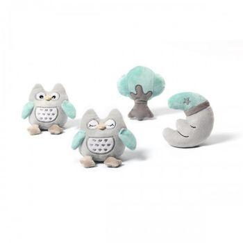 Карусель для кроватки с мелодией OWL SOFIA
