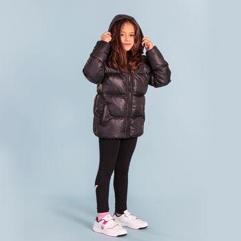 Куртка JOMA - LION ANORAK BLACK