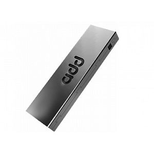 32GB USB3.0  Addlink U50 Titanium, Metal, Tiny metallic design, Water and dust resistant (Read 70 MByte/s, Write 15 MByte/s)