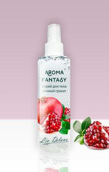 """купить Спрей для тела """"Сочный гранат"""" Aroma Fantasy в Кишинёве"""