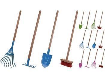Инструмент садовый детский 72.5cm, 4 вида
