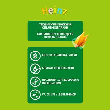 Terci Heinz din ovăz cu banane, mere și fragi (6+ luni), 170gr.