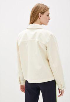 Куртка TOM TAILOR Слоновая кость