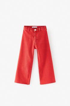 Pantaloni ZARA Rosu 8246/605/661