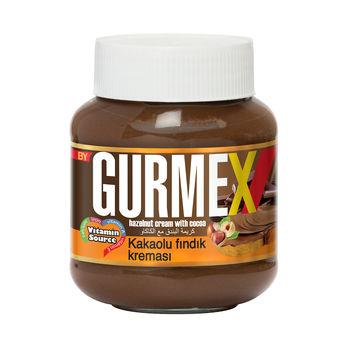 Шоколадная паста с  лесными орехами Gurmex 350г