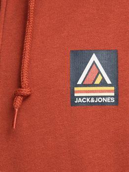 Трикотаж JACK&JONES Красный 12173295