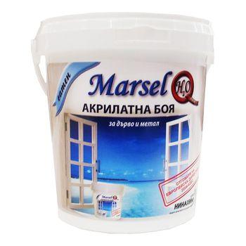 Нинахим Краска Marsel Белая матовая 0.75кг