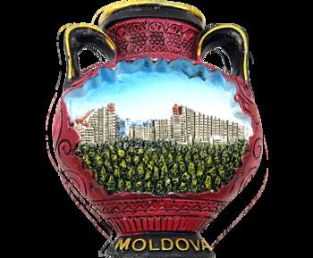 купить Магнит Молдова Kувшин в Кишинёве