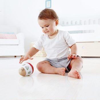 купить Hape Деревянная игрушка Bell Rattle в Кишинёве