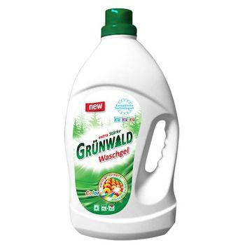 купить Жидкий порошок - гель Grunwald Color 4 л (80 стирок) в Кишинёве