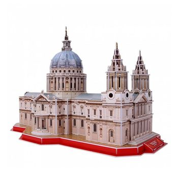 купить CubicFun пазл 3D St Pauls Cathedral в Кишинёве