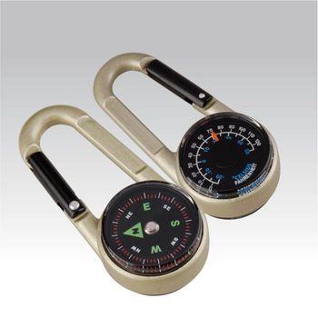 купить Брелок Munkees Carabiner Compass with Thermometer, 3135 в Кишинёве
