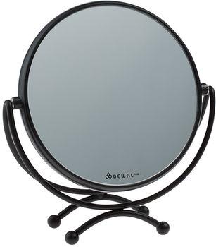 Зеркало косметическое (18,5 х 19 см) DEWAL MR-320black