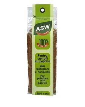 💚 🌿 Специи для картофеля с паприкой ASW