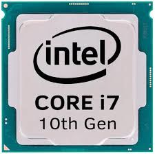 Процессор Intel Core i7-10700K 3,8-5,1 ГГц (8C / 16T, 16 МБ, S1200, 14-нм, интегрированная графика UHD 630,125 Вт) Лоток