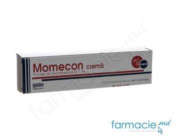 купить Momecon crema 0,1% 30 g N1 в Кишинёве