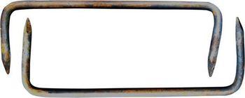 купить Ступеньки (скобы) для лестницы колодца L-330 x 240 (80) mm в Кишинёве