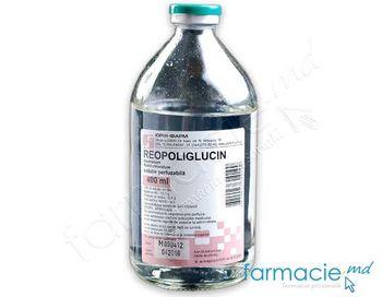 купить Reopoliglucin sol.perf. 400ml в Кишинёве
