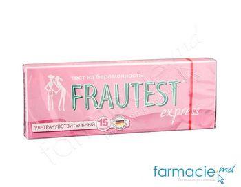 """купить """"Тест для определение беременности """"""""FRAUTEST экспресс"""""""" N1"""" в Кишинёве"""