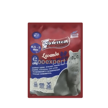 купить Nutritcat Premium кошачий наполнитель (средние гранулы) в Кишинёве