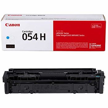 Laser Cartridge Canon 054H (3027C002), cyan (2300 pages) for LBP621Cw, LBP623Cdw, MF641Cw, MF645Cx, MF643Cdw