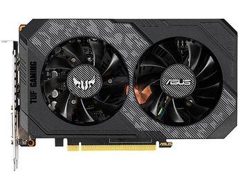 ASUS TUF-GTX1660S-O6G-GAMING, GeForce GTX1660 SUPER 6GB GDDR6, 192-bit, GPU/Mem clock 1845/14002MHz, PCI-Express 3.0, DVI/HDMI/Display Port (placa video/видеокарта) doom