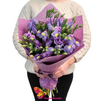Заказать букет цветов с доставкой на дом