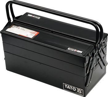 купить YT-3895 Ящик с инструментами , 62 ШТ. в Кишинёве