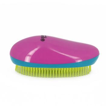 Щетка массажная овальная для легкого расчесывания волос DEWAL DBT-02