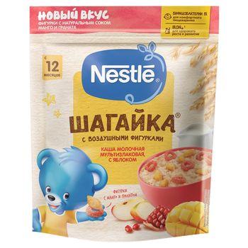 cumpără Nestle terci Pas multicereale cu lapte măr, mango şi rodie, 12+ luni, 190 gr în Chișinău