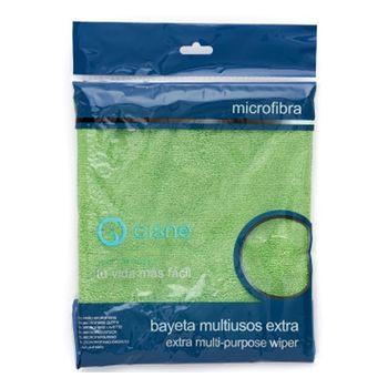 Multipurpose Extra - Салфетка микрофибра зеленая 38х40 см